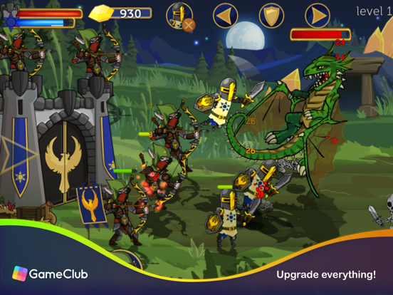 Legendary Wars: TD + RTS + RPG screenshot 9