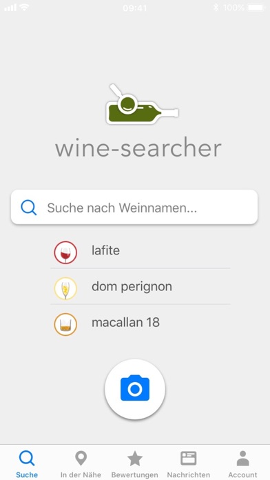 Screenshot for Wine-Searcher in Germany App Store