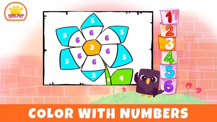 Bibi Numbers 123 - Kids Games screenshot-3