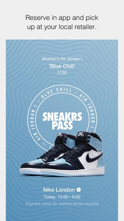 Nike SNEAKRS screenshot-4