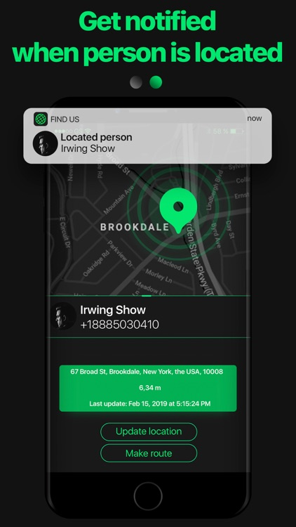 FindUS GPS Cell Phone Tracker screenshot-3