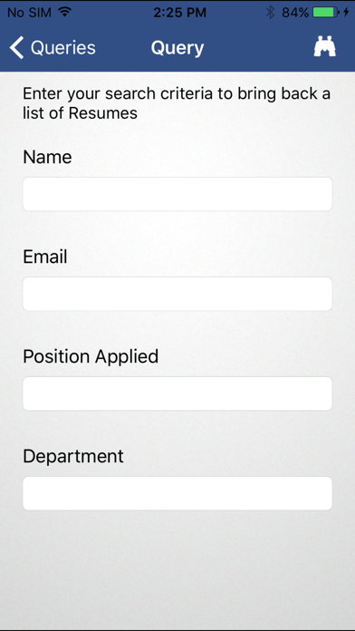OnBase Mobile for iPhone screenshot four