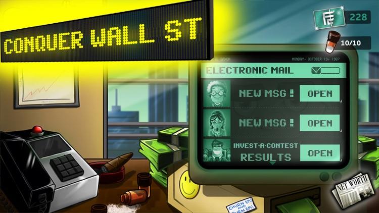Comish: Stock Market Simulator screenshot-5