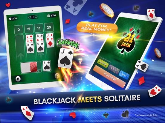 21 Jack - Real Money BlackJack screenshot 5
