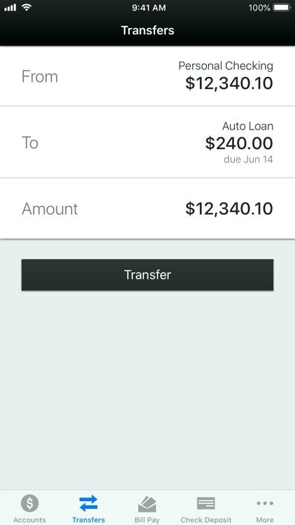 Kitsap Credit Union screenshot-3