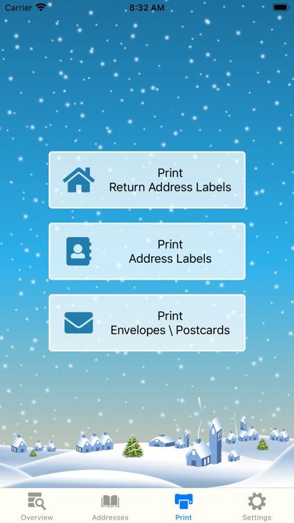 The Christmas Card List screenshot-3