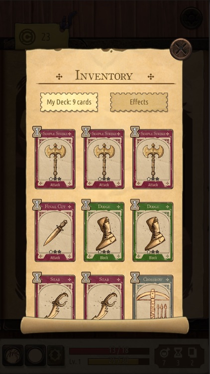 Spellsword Cards: Origins screenshot-4