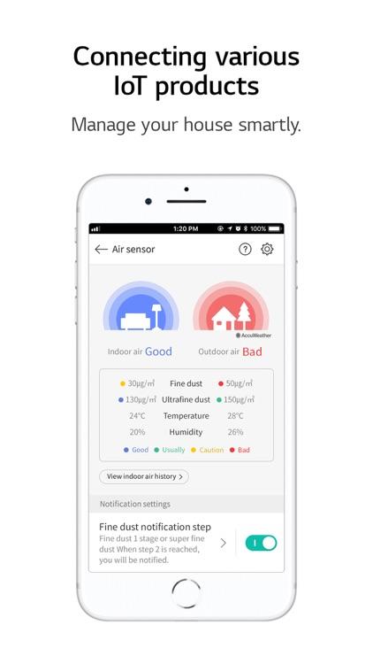 LG SmartThinQ screenshot-5