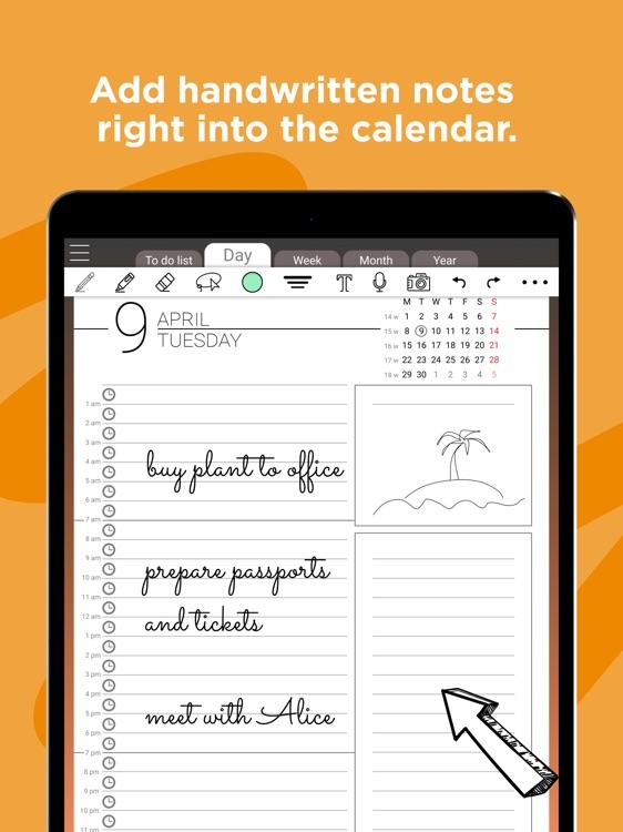 Inksot Calendar screenshot-4