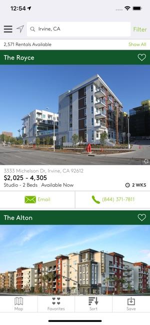 Apartments Rentals 4 Find