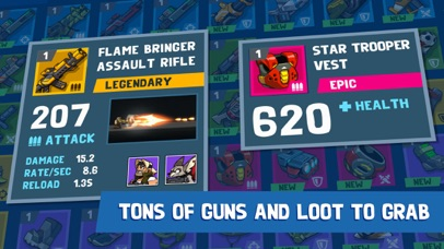 Bombastic Brothers – Top Squad Screenshot