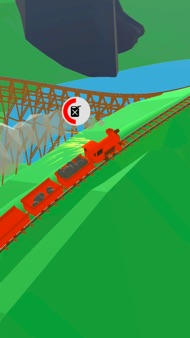 Off the Rails 3D iphone images
