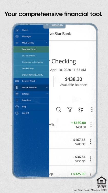 Five Star Bank Digital Banking screenshot-5