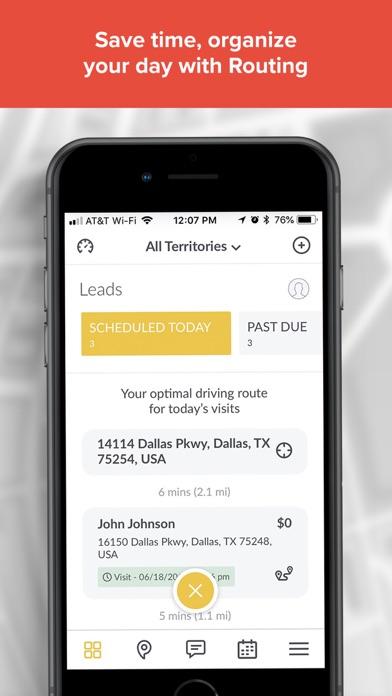 SPOTIO | #1 Field Sales App screenshot two