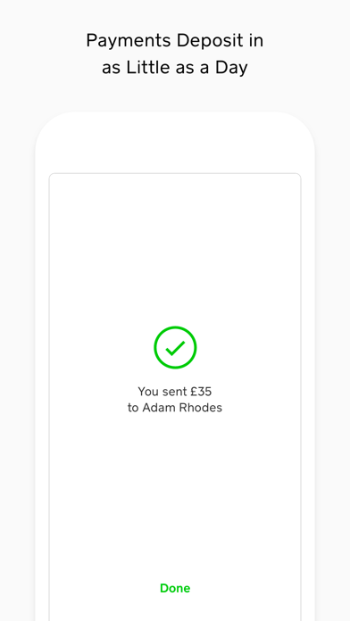 Screenshot for Cash App in United Kingdom App Store