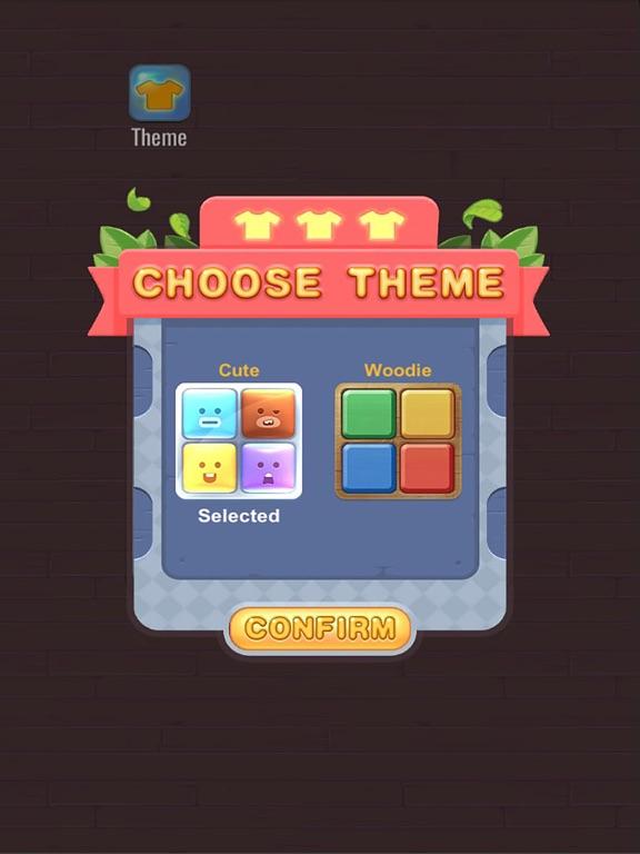 Block Puzzle - Cute Emoji screenshot 11
