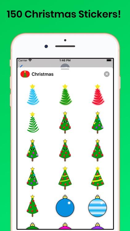 Christmas Holiday for iMessage