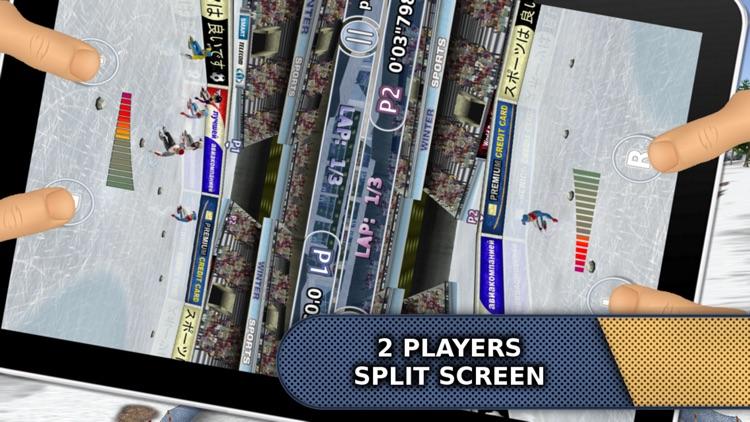 Athletics: Winter Sports Full screenshot-3