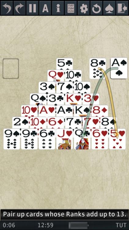 Solitaire 3D. screenshot-0