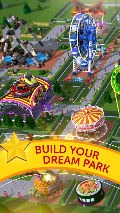 RollerCoaster Tycoon® Touch™ screenshot-0