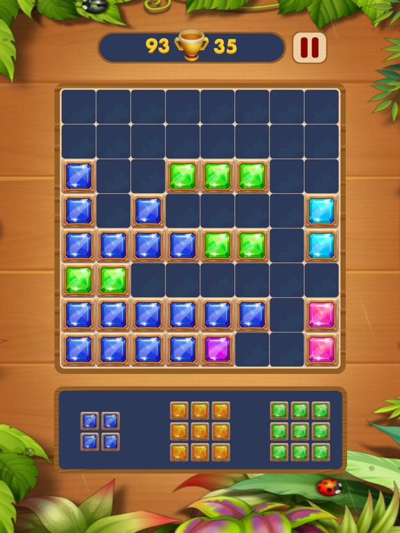 Block Puzzle: Fit Jewels screenshot 7