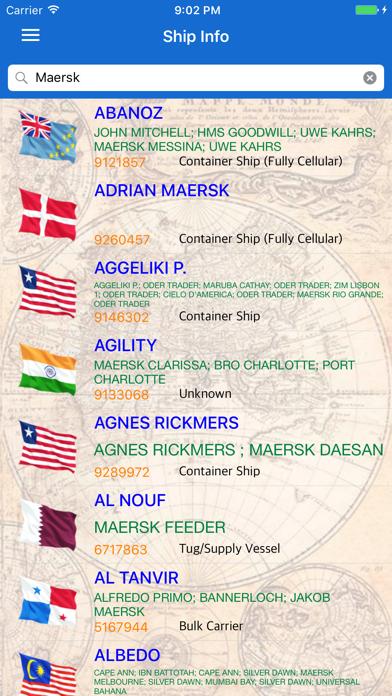 Ship Infoのおすすめ画像5