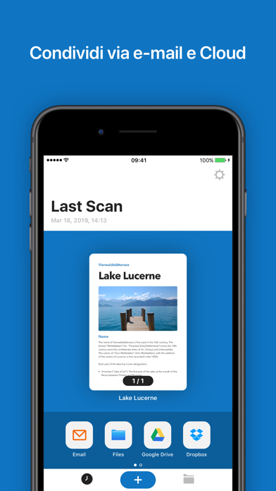 Screenshot for Tiny Scanner Pro in Italy App Store