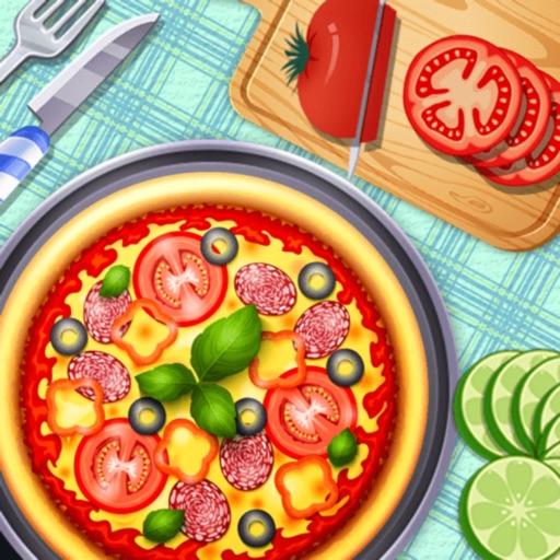 Pizza Maker Cooking Baker