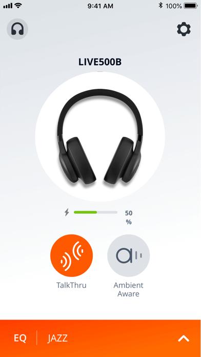 My JBL Headphones by Harman International Industries (iOS