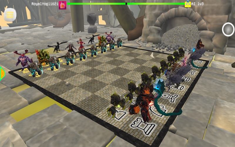 Battle Chess 3D for Mac