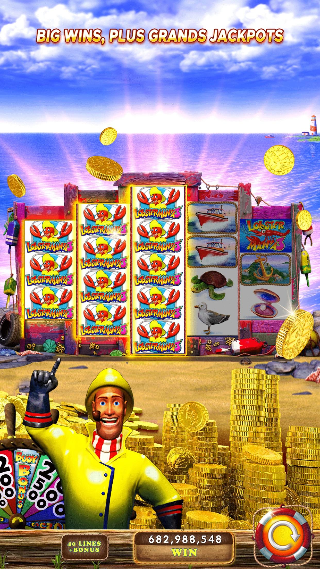 DoubleDown™ - Cassino de Slots Screenshot