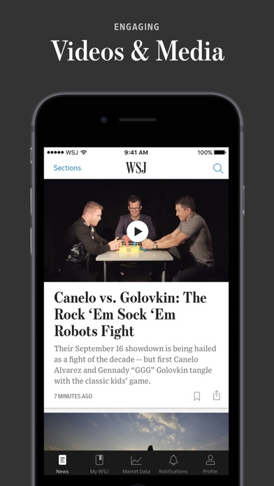 The Wall Street Journal. ScreenShot4