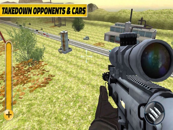 Sniper Destroy Highway Crime screenshot 4