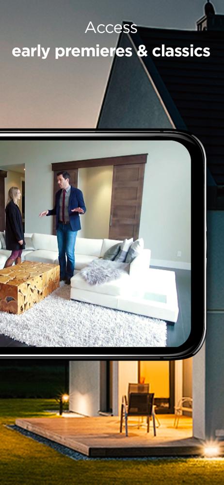 Watch Top Home Shows Hgtv Go Revenue Download Estimates Apple App Store Us