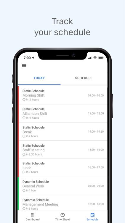 Tinq - Time Tracker screenshot-4