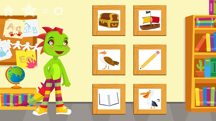 Play & Learn Spanish - School screenshot-3