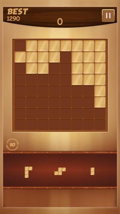 Block Puzzle Wood Puzzle Lite screenshot-4