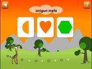 Yoruba First Words ipad images