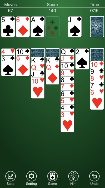 Classic Solitaire (Klondike) screenshot-0