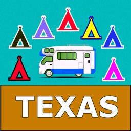 TEXAS: Campground & RV's Find