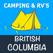 British Columbia – Camps & RVs