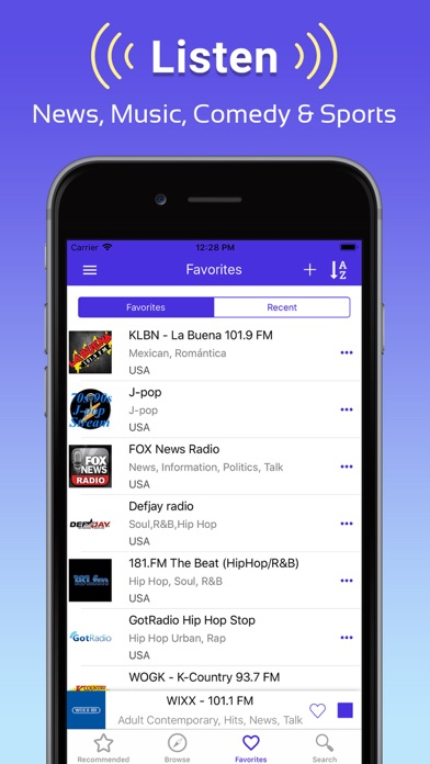 Radio FM: Music, News & Sports - Revenue & Download