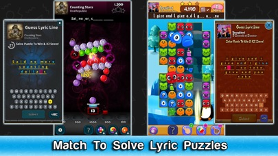 Screenshot for MuzArcade in United States App Store