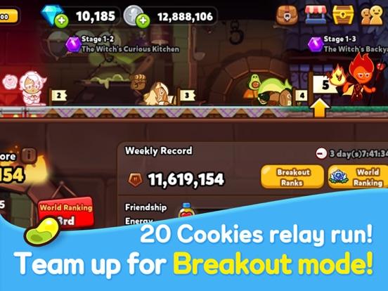 Скачать Cookie Run: Побег из печи