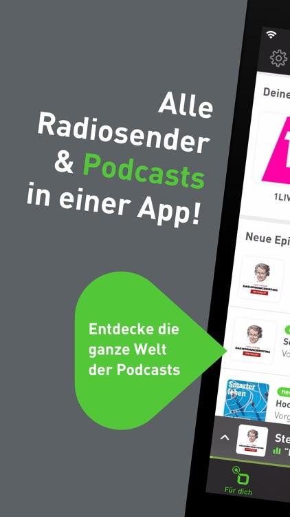 radio.de - Radio und Podcast