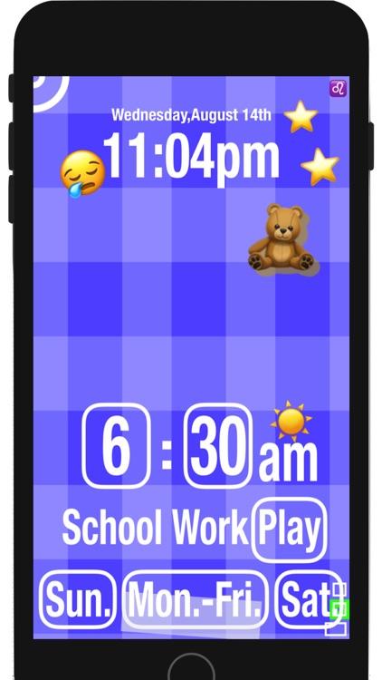 Talking Alarm Clock(S) screenshot-0