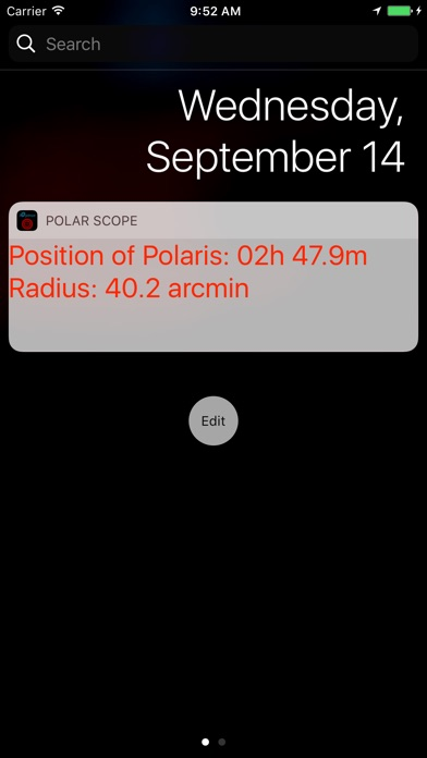 Screenshot for iOptron Polar Scope in Germany App Store