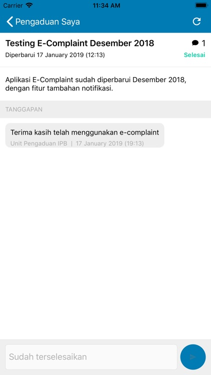 IPB Mobile for Student screenshot-5