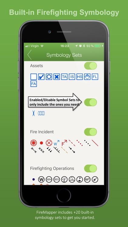 FireMapper screenshot-7