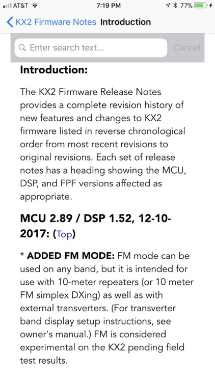 KX2 Micro Manual screenshot-4